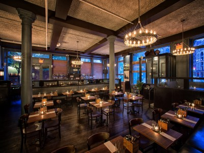 Spacious Tribeca Restaurant in Landmark building Available
