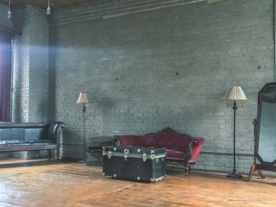 Vintage Warehouse Art Loft